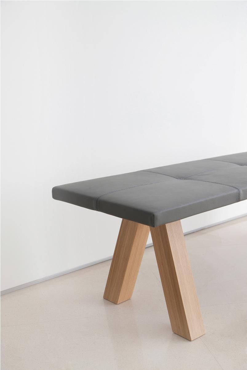 Mesa y bancada Trestle - John Pawson